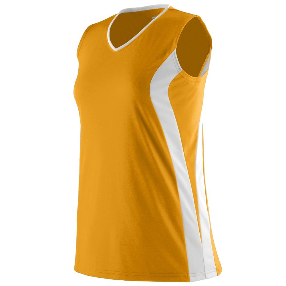 Ladies Triumph Jersey - Gold - Small