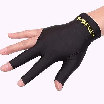 details for low price sale cute Scott Edward 10pcs/Set 3 Finger Billiard Gloves Pool Cue Gloves Spandex  Lycra for Left Hand/Right Hand, Men/Women,4 Colors