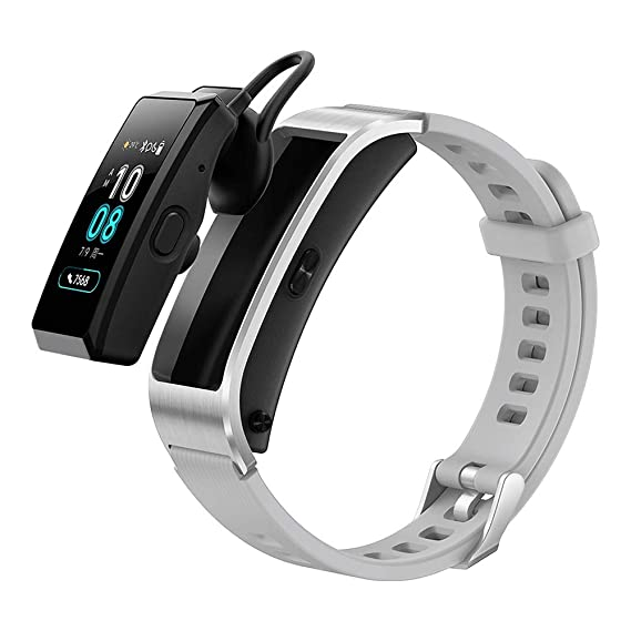 Amazon.com: Huawei TalkBand B5 (JNS-BX9) IP57 Smart Band ...