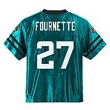 Outerstuff Leonard Fournette Jacksonville Jaguars #27 Teal Youth Alternate Player Jersey