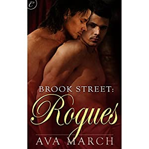 Brook Street: Rogues Audiobook