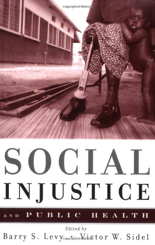 Pdf Medical Books Social Injustice and Public Health