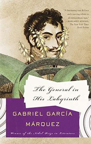 The general in his labyrinth vintage international kindle the general in his labyrinth vintage international by mrquez gabriel garca fandeluxe Gallery