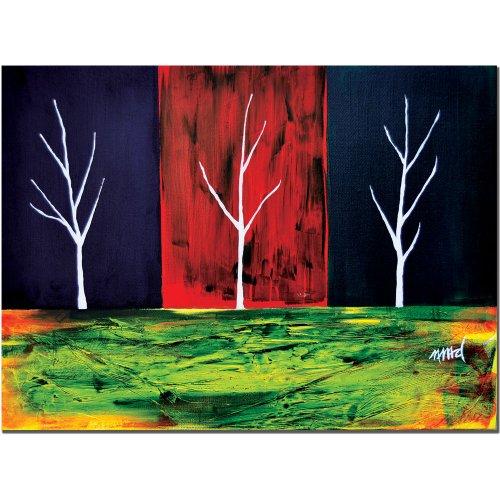 - The Split by Nicole Dietz, 14x19-Inch Canvas Wall Art
