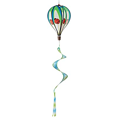 Hot Air Balloon Wind Spin, Color Ladybug, Ladybug : Garden & Outdoor