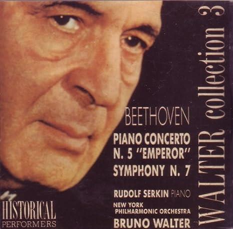 Piano Concerto 5 / Symphony 7