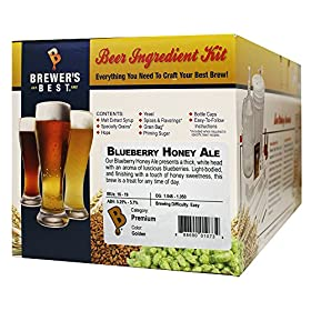Brewer's Best Home Brew Beer Ingredient Kit – 5 Gallon