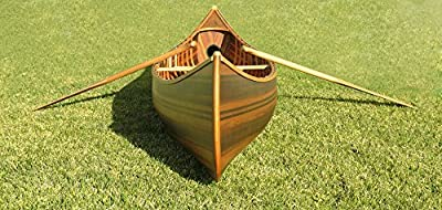 Old Modern Handicrafts Canoe With Ribs Curved Bow 10' Matte Finish