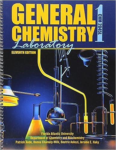 chm 2045 lab manual help