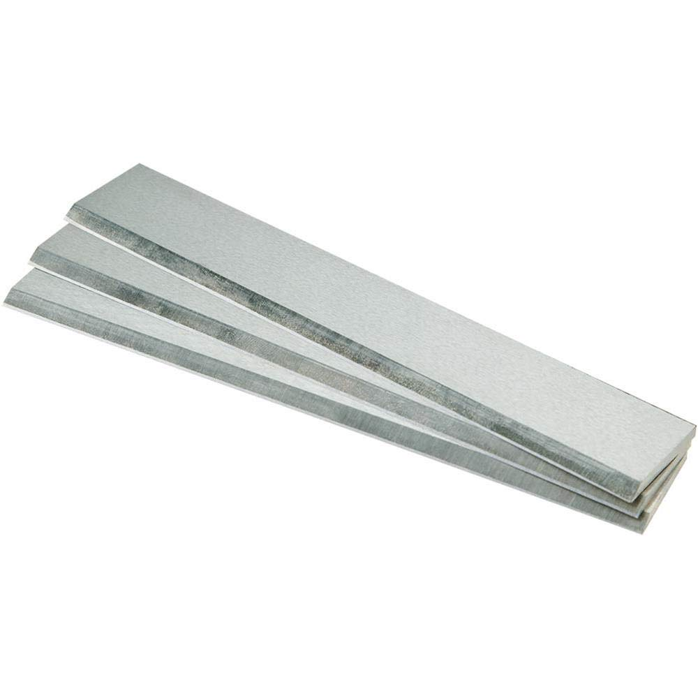Grizzly Industrial G6697-6'' x 1'' x 1/8'' HSS Jointer Knives, Set of 3 by Grizzly Industrial