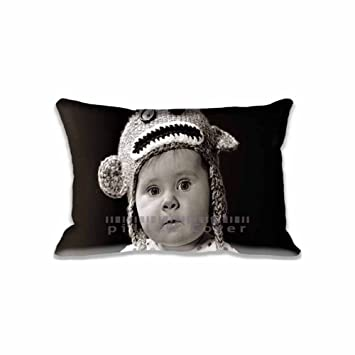 Amazon.com: Home recámara Decoración Personalizado almohada ...