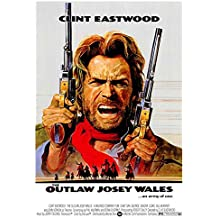 Outlaw Josey Wales POSTER Movie (27 x 40 Inches - 69cm x 102cm) (1976)