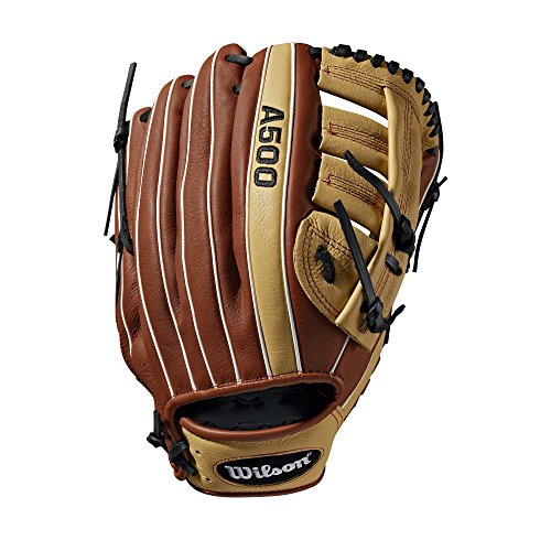 "Wilson A500 12.5"" Baseball Glove - Right Hand Throw"