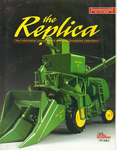 The Replica, Ertl & Racing Champion Collectibles, November December 2001 (No. 113)