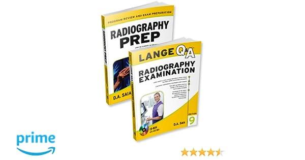 Saia radiography value pack valpak lange 9780071804813 saia radiography value pack valpak lange 9780071804813 medicine health science books amazon fandeluxe Image collections