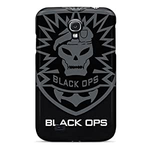 S4 Scratch-proof Protection Case Cover For Galaxy/ Hot Call Of Duty Black Ops Phone Case