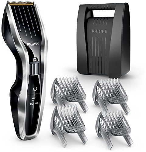Philips Series 5000 Hair Clipper with Titanium Blades including Beard and...