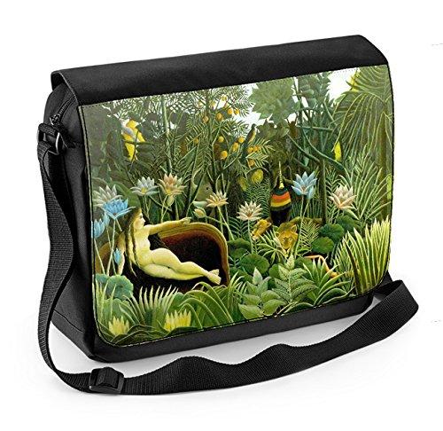The Bag Laptop Henri Exotic Forest Messenger Rousseau Dream 500pw1qf