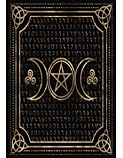 """Book Of Shadows: Blank Lined Notebook 