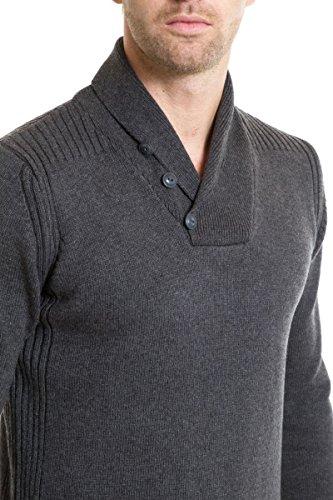 Schott NYC Pull/Sweatshirt Plmilford6 anthracite