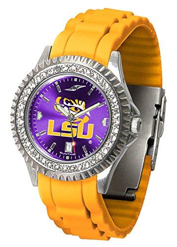 Sport Steel Watch State Tigers (Linkswalker Ladies Lsu Tigers Sparkle Watch Watch)