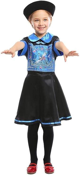 Todos los Santos Niños Halloween Hopping Vampire Cosplay Disfraz ...