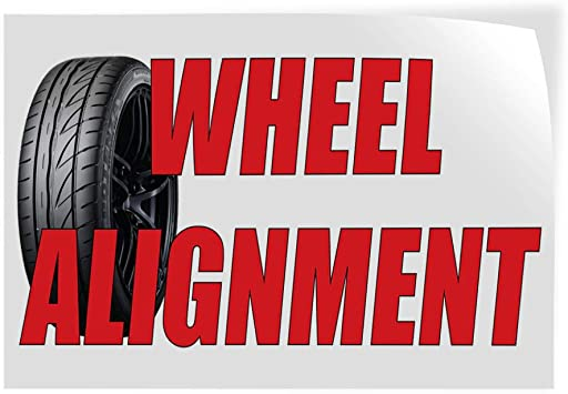 Set of 2 Decal Sticker Multiple Sizes Wheels /& Rims Auto Car Vehicle Automotive Wheels Rims Outdoor Store Sign White 54inx36in