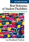 img - for Brief Reference of Student Disabilities: ...With Strategies for the Classroom book / textbook / text book