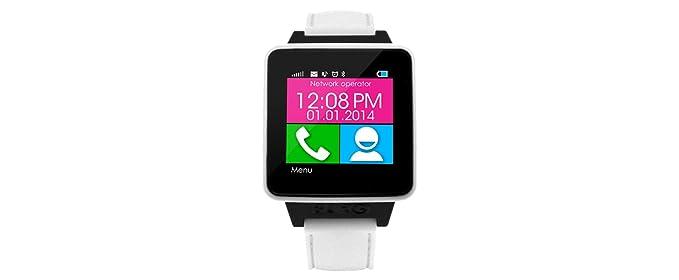 Amazon.com: Burg Premium 16 Un teléfono SmartWatch con ...
