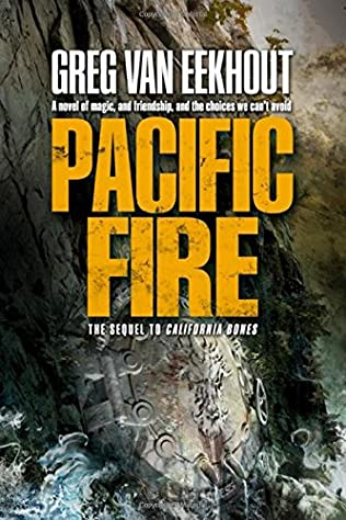 book cover of Pacific Fire