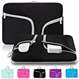 Best Zipper Pockets For Laptops - Laptop Soft Sleeve Case 11.6-12.3 inch, Josphine's Home Review