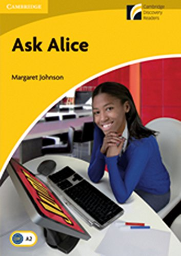 Ask Alice: Book with CD-ROM and Audio-CD-Pack. Level 2: Elementary (Level Ask Alice)