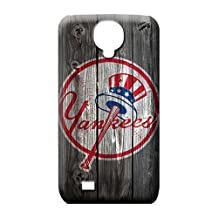 samsung galaxy s4 baseball case Perfect Hybrid New Snap-on case cover new york yankees