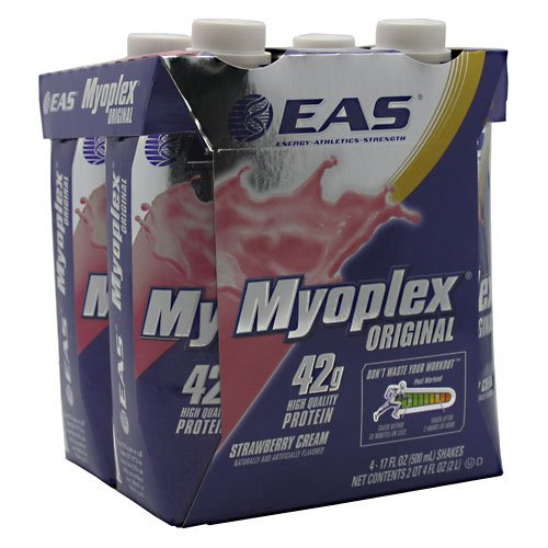 Myoplex Original Nutrition Shake Strawberry