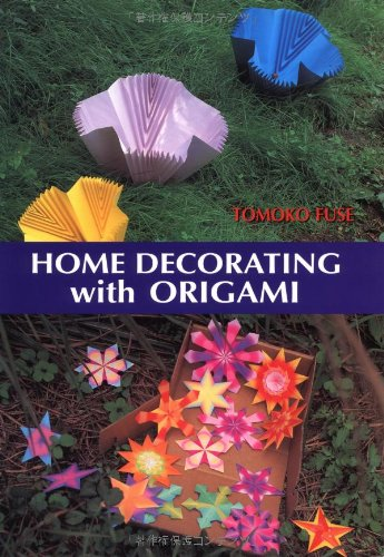Home Decorating With Origami by Japan Pubns
