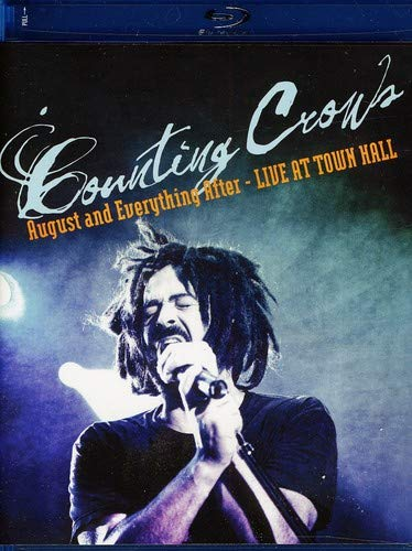 August and Everything After: Live at Town Hall [Blu-ray] by DVD (Image #1)