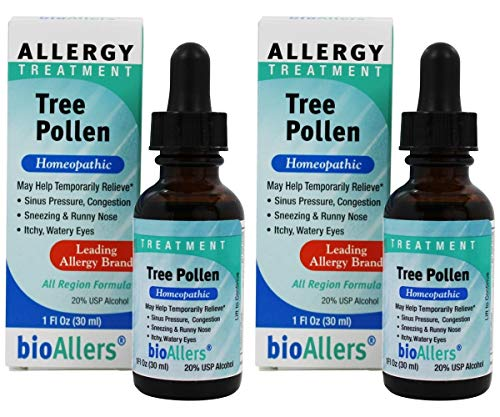 Bioallers Tree Pollen, 1-Ounce (Pack of 2)