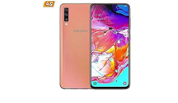 MOVIL Galaxy A70 Coral 6.7