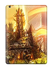 Hot Brand New Air Defender Case For Ipad (knight Wars Poster)