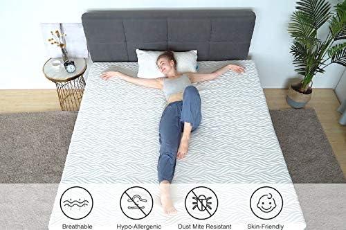 home, kitchen, furniture, bedroom furniture, mattresses, box springs,  mattresses 8 discount King Mattress, Avenco 12 Inch King Memory Foam in USA