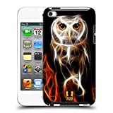 Best Cases For I Pod Touch 4 Gs - Head Case Designs Owl Wildfire Hard Back Case Review