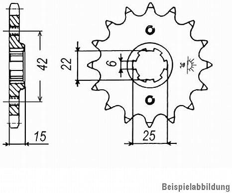 Kettensatz Cbx 550 F2 1982 1984 Pc04 Did X Ring Extra Verstärkt Gold Auto