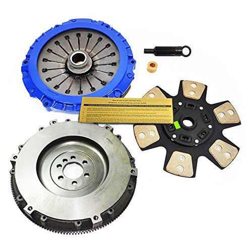EFT STAGE 3 CLUTCH KIT& HD FLYWHEEL 93-97 CAMARO Z28 SS FIREBIRD FORMULA 5.7L LT1 ()