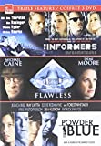 eOne Triple Feature Set 5 (Flawless, The Informers, Powder Blue)