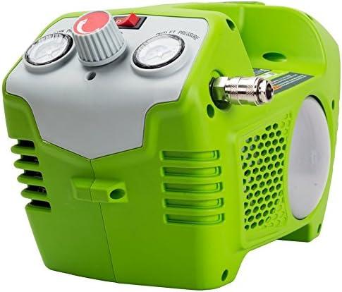40/V bater/ía de Compresor/ /con bater/ía y cargador