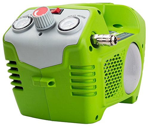 40V Compresseur sans fil–avec batterie et chargeur