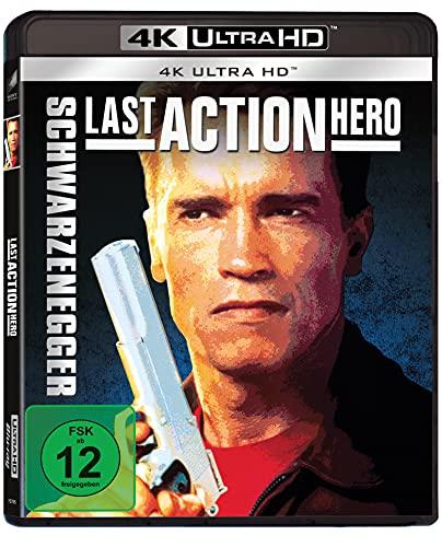 Last Action Hero [Alemania] [Blu-ray]