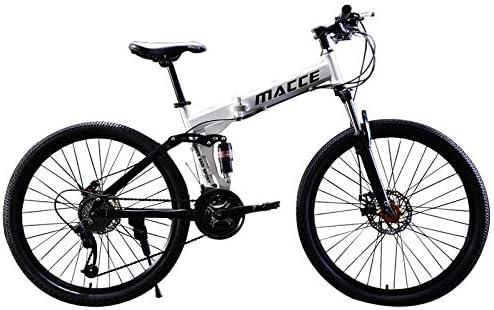 MICAKO Bicicleta Montaña Plegable 2426