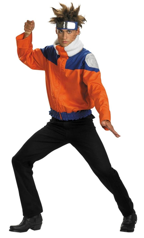 Amazon.com Boys Naruto Jacket Deluxe Kids Child Fancy Dress Party Halloween Costume XL (14-16) Clothing  sc 1 st  Amazon.com & Amazon.com: Boys Naruto Jacket Deluxe Kids Child Fancy Dress Party ...