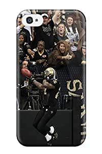 new orleansaints NFL Sports & Colleges newest iPhone 4/4s cases 6936533K350850583